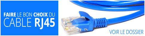 Bien choisir son cable rj45